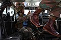 Female combat troops of South African Contingent in MONUSCO on robust foot and moblile patrols 33.jpg