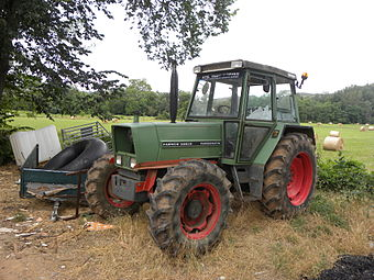 Fendt Farmer 306 LS Turbomatik