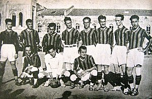 1922–23 Istanbul Football League - Istanbul Friday League - Fenerbahce SK 1922-23 Champion