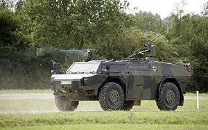 Reconnaissance vehicle - Wikipedia
