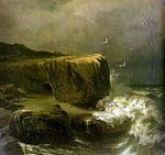 Feodor Vasilyev- Tide near the Shore of the Crimea.JPG