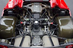 Ferrari F50 - Ferrari F50 engine