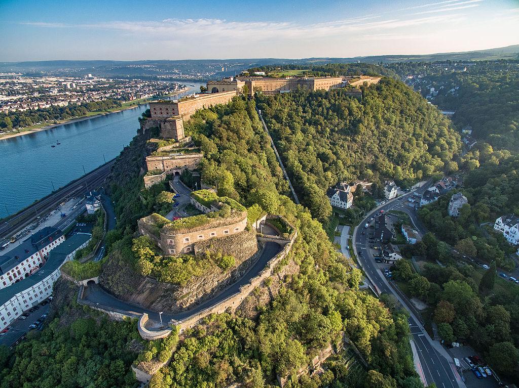 Festung Ehrenbreitstein Bild 1