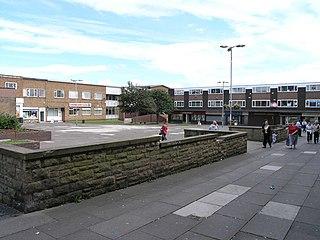 Leam Lane Estate Human settlement in England