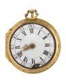 Fickur med boett av guld och urtavla av emalj - Hallwylska museet - 110429.tif