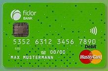 Kartennummer Volksbank Debit.Debitkarte Wikipedia