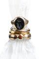 Fingerringar. Foto till boken: Ett sekel av dräkt och mode ur de Hallwylska samlingarna - Hallwylska museet - 89356.tif