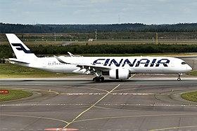 Finnair, OH-LWM, Airbus A350-941 (49565489006).jpg
