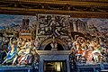 Firenze - Florence - Palazzo Vecchio - 2nd Floor - Sala dell' Udienza - View on East Wall.jpg