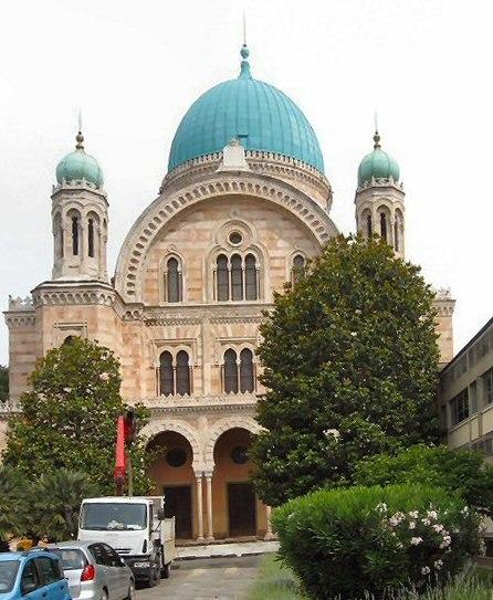 Firenze sinagoga AAA