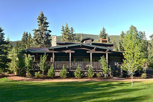 Fishing Camp Lodge