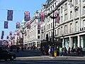 Flag Day on Regent Street - geograph.org.uk - 2381685.jpg