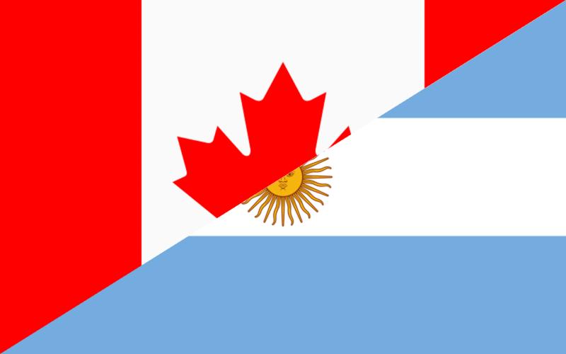 Argentina Flag Holder