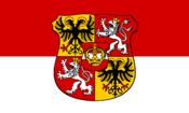 Alte (l.) und neue (r.) Flagge Görlitz