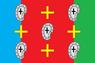 Flag of Kozelsky District.png