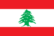 Lebanon is occupied by Syrian troops.