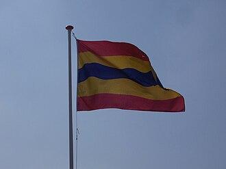 Flag of Overijssel - Flag of Overijssel