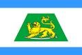 Flag of Seversky rayon (Krasnodar krai).png