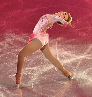 Rachael Flatt American figure skater