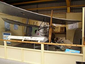 Mignet HM.14 - HM.14 at the Newark Air Museum