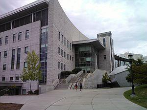University of Vermont Medical Center - UVM Main Building