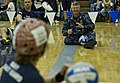 Flickr - Official U.S. Navy Imagery - MCPON practices before the sitting volleyball competition at the 2012 Warrior Games..jpg