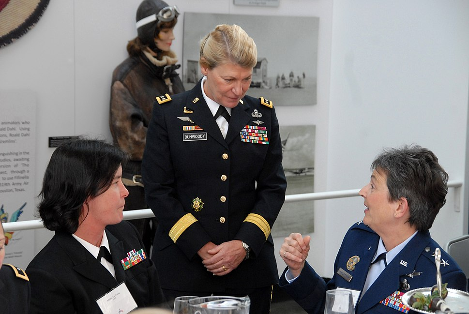 Flickr - The U.S. Army - Female flag officers honor first woman four-star