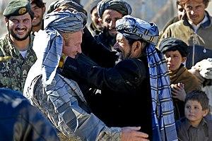 Turban - Afghan Lungee presentation