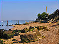 Flickr - ronsaunders47 - Secluded part of Gurnard. I.O.W..jpg