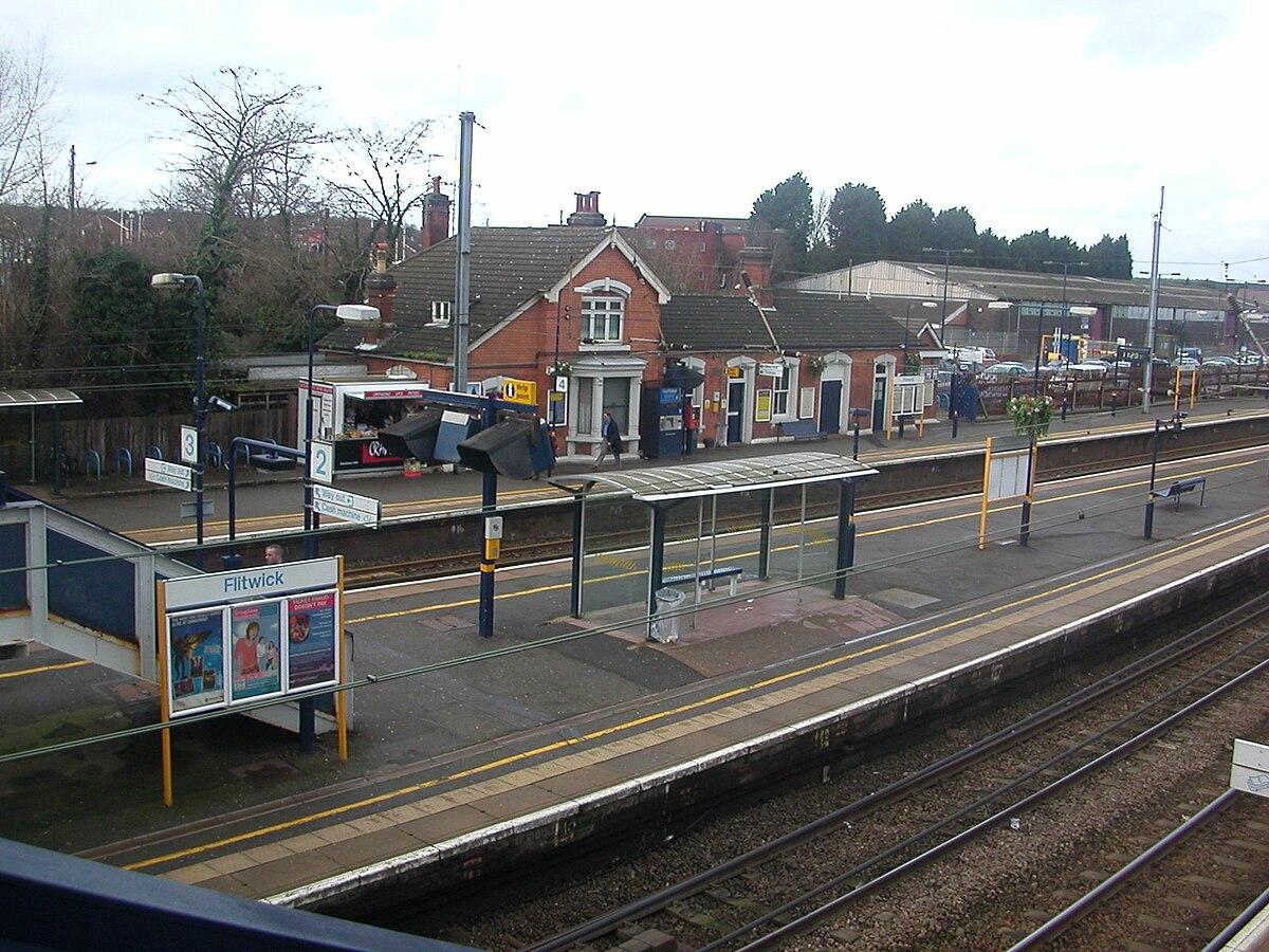 Flitwick railway station - Wikipedia