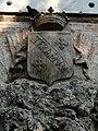 Fontana dei due leoni- stemma della città.jpg
