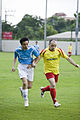Football Friendly Match PM's Eleven VS Los Diplomaticos สนาม Crystal Football Club, 26 กรกฎาคม 2552 (The Official Site of The Prime Minister of Thaila - Flickr - Abhisit Vejjajiva (16).jpg