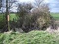 Footbridge and Gate Near Newton Bromswold - geograph.org.uk - 367145.jpg