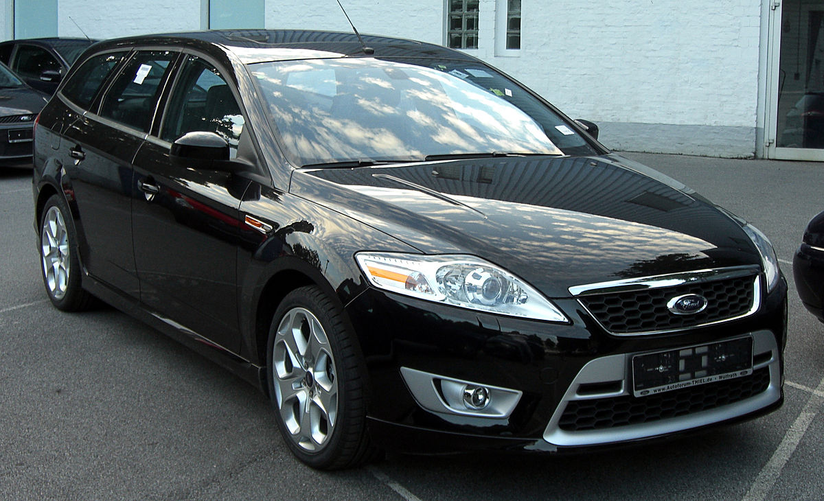 ford mondeo wikipedie. Black Bedroom Furniture Sets. Home Design Ideas