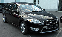 Ford Mondeo Turnier 2.5T front