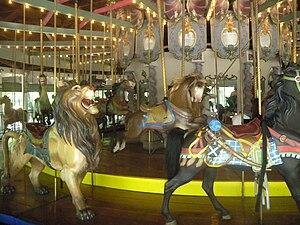 Forest Park Carousel - Forest Park Carousel, July 2012