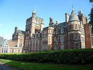 Sydney Mitchell - Former Craighouse Asylum, Edinburgh