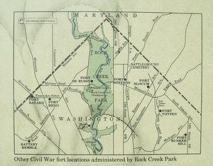 Fort Bunker Hill - Image: Fortbunker 2