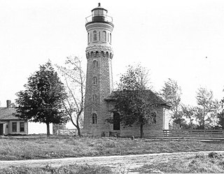 Fort Niagara Light lighthouse in New York, United States