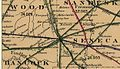 Fostoria Ohio Railroad Map 1880.jpg