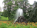 Fountain in Lichtentaler Allee.JPG