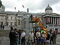 Fourth plinth, change-over - geograph.org.uk - 1402157.jpg