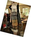 Fox pelt samples, Saga Design Centre, Saga Furs - 20090624.jpg