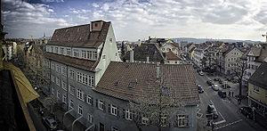 Bad Cannstatt - Image: Frühere Produktionsstätte der Alfred Ritter Gmb H