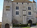 France - Gramont - chateau - 2005-01-15.JPG