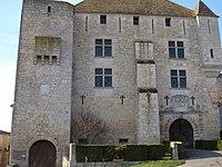 France - Gramont - chateau - 2005-01-15.JPG