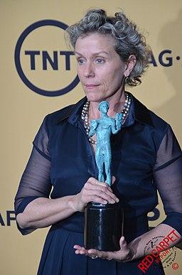 Frances McDormand 2015