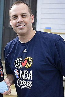Frank Vogel American basketball coach