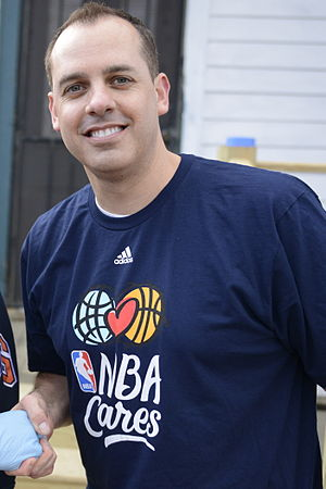 Frank Vogel - Vogel in February 2014