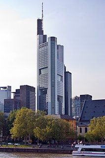 Commerzbank major commercial bank